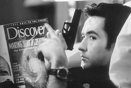 Media-friendly: John Cusack